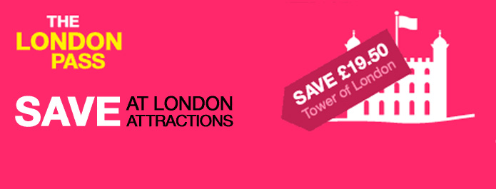 5% Off London Pass